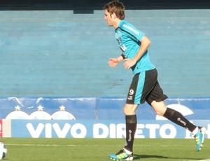 Mário Fernandes, do Grêmio (Foto: Eduardo Cecconi/Globoesporte.com)