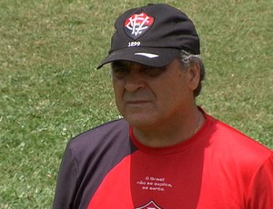 vagner benazzi tecnico do vitoria (Foto: Reprodução/TV Bahia)