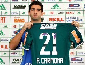 Pedro Carmona é novo reforço do Palmeiras (Foto: Ag. Estado)