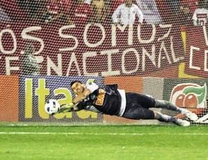 Vanderlei, goleiro do Coritiba (Foto: Divulgação / Coritiba)
