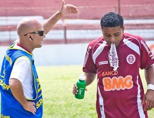 Copa Espírito Santo 2011: Desportiva Ferroviária x Capixaba (Foto: Bruno Roas/Divulgação)