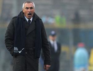 Edy Reja, técnico do Lazio (Foto: AFP)