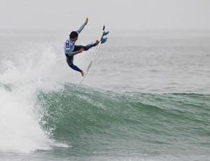 surfe Gabriel Medina Trestles segunda fase (Foto: ASP)