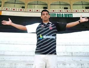 Diego Souza especial do Vasco (Foto: Rafael Cavalieri / GLOBOESPORTE.COM)