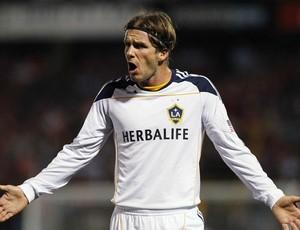 David Beckham, do L.A. Galaxy (Foto: Reuters)