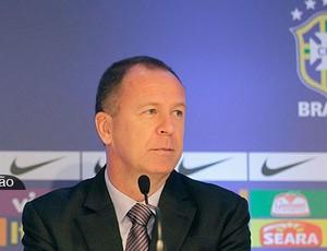Destaque - Mano Menezes, técnico da Seleção Brasileira (Foto: Mowa Press)