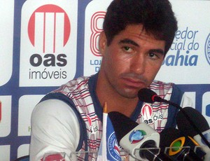 marcos lateral do bahia (Foto: Eric Luis Carvalho/Globoesporte.com)