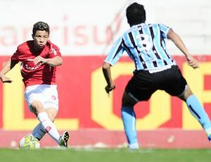 Siloé Internacional x Grêmio (Foto: Site oficial do Internacional)