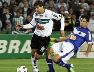Tcheco Coritiba Cruzeiro (Foto: Divulgação / Coritiba)