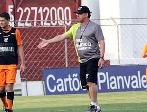 Estevam Soares, técnico do Ceará (Foto: Divulgação / Ceará)
