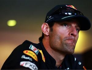 Mark Webber em Cingapura (Foto: Getty Images)