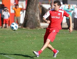 Bolivar treino Internacional (Foto: Lucas Uebel / VIPCOMM)