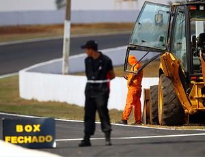 stock car funcionários na pista (Foto: Divulgação/Carsten Horst)