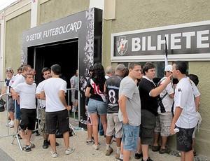 São Januário ingressos (Foto: Edgard Maciel / Globoesporte.com)