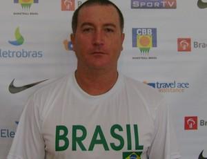 Eduardo Schafer do basquete (Foto: Divulgação)