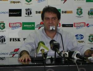 Presidente do Ceará Evandro Leitão (Foto: Divulgação/Ceará)