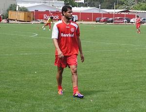 elton internacional treino (Foto: Alexandre Alliatti / Globoesporte.com)