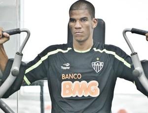 Zagueiro Leonardo Silva, do Atlético-MG (Foto: Bruno Cantini / Site oficial do Atlético-MG)