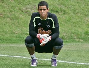 renan ribeiro atlético-mg treino (Foto: Bruno Cantini / Flickr do Atlético-MG)