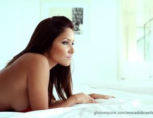 Veja também as primeiras fotos de Dani Mangá (globoesporte.com)