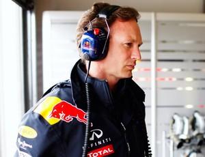 Christian Horner, GP da Alemanha, RBR fórmula 1 (Foto: Getty Images)