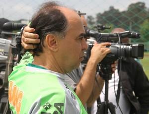 Marcelo Oliveira, técnico do Coritiba (Foto: Gabriel Hamilko/Globoesporte.com)