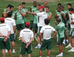 Treino do Fluminense (Foto: Fabio Leme/Globoesporte.com)