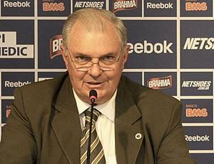 Gilvan de Pinho Tavares, presidente eleito do Cruzeiro (Foto: Pedro Vilela/VIPCOMM)