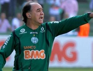 Marcelo Oliveira, técnico do Coritiba (Foto: Divulgação / Coritiba)