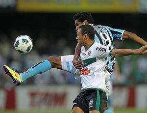 brandão jeci grêmio x coritiba (Foto: Agência Estado)