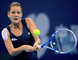 Tenis - Agnieszka Radwanska na final do WTA de Pequim (Foto: Getty Images)