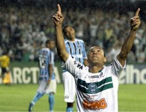 Jéci coritiba grêmio (Foto: Divulgação / Coritiba)