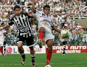 Ceará venceu a final do estadual 2011 contra o Guarani de Juazeiro (Foto: Natinho Rodrigues / Agência Diário)