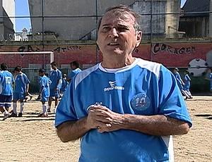 irmão de zico Esporte Espetacular (Foto: Reprodução/TV Globo)