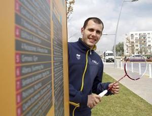 Daniel Paiola, atleta de badminton (Foto: Washington Alves / Inovafoto / COB)