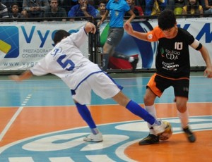 Final da Copa da Juventude de futsal (Foto: Fernando da Mata / GLOBOESPORTE.COM)