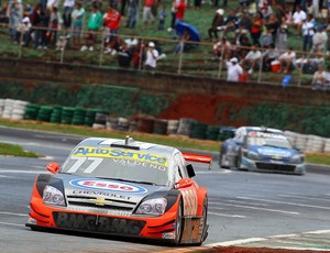 Valdeno Brito, vencedor da etapa de Brasília da Stock Car (Foto: Carsten Horst)