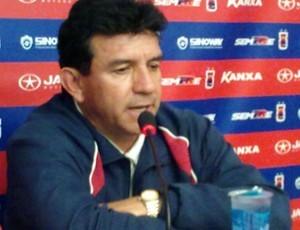 Macuglia treinou o Criciúma no início de 2011 (Foto: Divulgação/Paraná Clube)