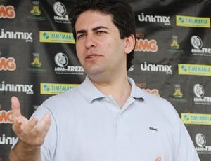 fábio azevedo presidente do treze (Foto: Leonardo Silva / Jornal da Paraíba)