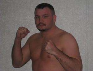 Travis Fulton, lutador de MMA (Foto: arquivo pessoal)