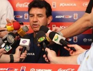 Guilherme Macuglia, técnico do Paraná Clube (Foto: Divulgação/Paraná)