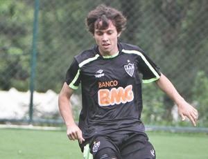 Meia Bernard, do Atlético-MG (Foto: Bruno Cantini / Site oficial do Atlético-MG)