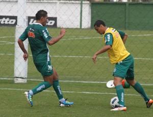 Emerson Demerson Coritiba (Foto: Gabriel Hamilko / GloboEsporte.com)