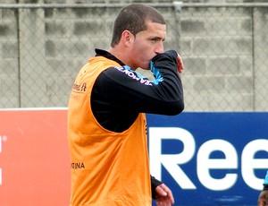 Fábio Rochemback do Grêmio (Foto: Tarcísio Badaró)
