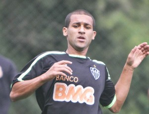 Volante Pierre, do Atlético-MG (Foto: Bruno Cantini / Site oficial do Atlético-MG)