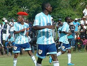 Time Union Flamengo Santos, de Botswana (Foto: Divulgação)