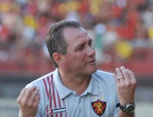 PC Gusmão, técnico do Sport (Foto: Aldo Carneiro/GLOBOESPORTE.COM)