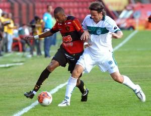 Sport x Goiás, Série B (Foto: Aldo Carneiro/GLOBOESPORTE.COM)