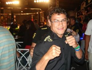 Popó foi uma das celebridades presentes (Foto: Adriano Albuquerque/SporTv.com)