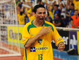 Valdin seleção brasileira de futsal (Foto: Cristiano Borges/ CBFS)